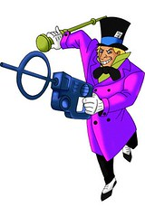 photo (graeme.watson) Tags: batman series animated mad tas gotham villain jervis hatter tetch batmantas