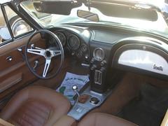 Chevrolet Corvette Sting Ray 1966 (q8500e) Tags: old classic chevrolet car wow cool ray sting 1966 kuwait corvette q8 gtg cae q8i q8500e