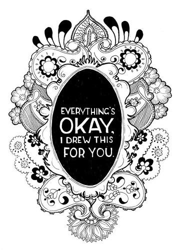 Everything's okay