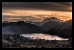 Llyn Gwynant (*Richard Cooper *) Tags: sunset wales snowdonia gwynant llyngywnant goldheartaward