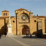 Avila: Iglesia de San Pedro
