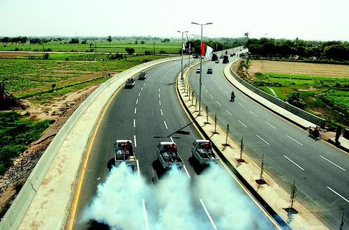 Malir Bridge Karachi