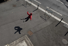 Dropzone (Laurent Filoche) Tags: france freerunning toulouse cyril parkour yamakasi bonzography parkourportfolio