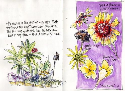 090228 In the garden