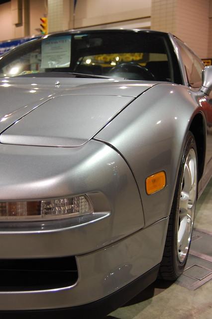 auto show car 2000 2009 acura nsx motortrend virginiainternationalautoshow