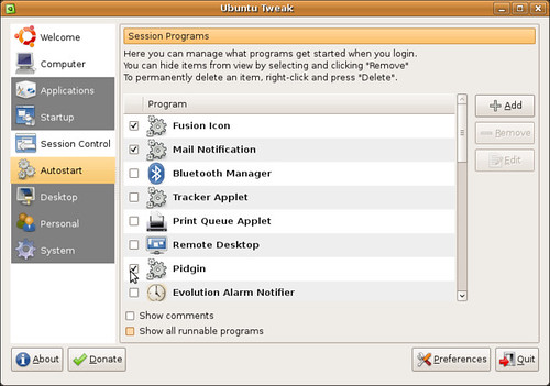 Screenshot-Ubuntu Tweak-3