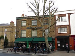 Picture of Eight Bells, SW6 3JS