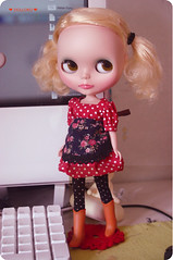 my new custom - Saffy