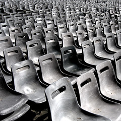 St Peters Chairs (ken mccown) Tags: stpeters rome chairs vaticancity