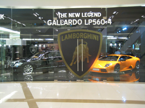 Welcome to Lamborghini Bangkok
