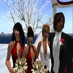 Snapshot _ Ridley & Sydney, NeoNova (67, 61, 23) (ridley.piers) Tags: wedding ridley sydneys