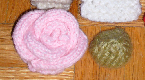 Ginger Rose and Wasabi close-up