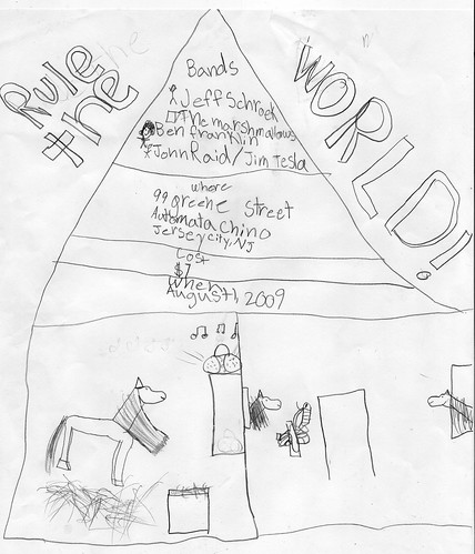 lillie made me this flyer.