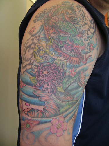 bike_train_by_kenpower · phoenix tattoo · koi dragon tattoo