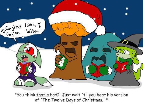 A Spooky Christmas