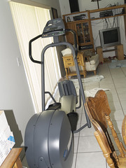 Lose Weight From Thighs - Elliptical trainer