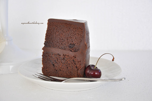 Chocolate Cherry mud