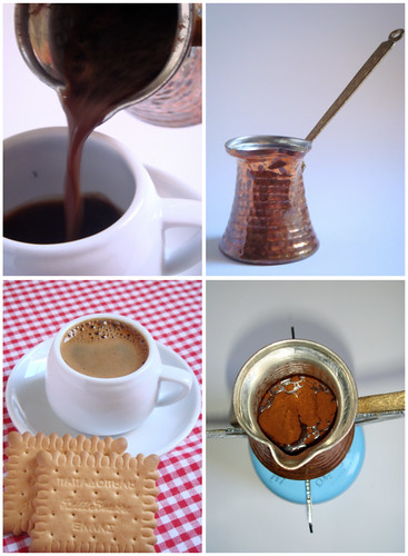 greek coffee collage2