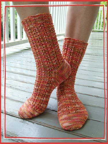 summer lacy socks