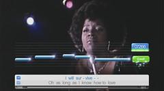 SingStar: Gloria Gaynor - I will Survive