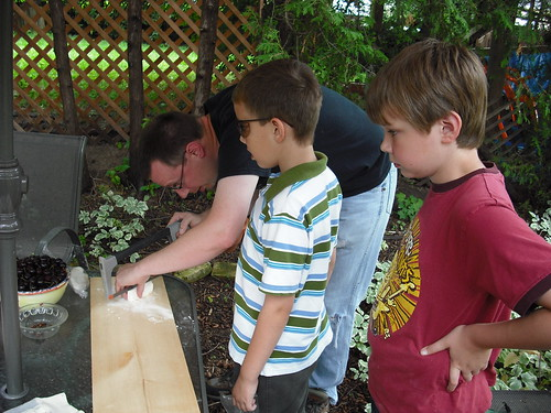 Meetup_Metal_Casting_July2009 037