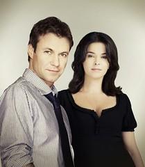 Chris Vance och Annabella Sciorra