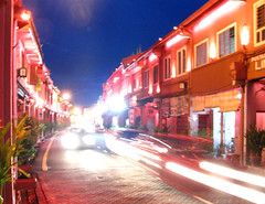 Melaka at night