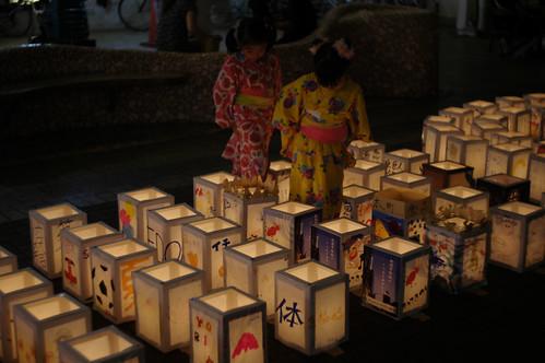 千灯まつり 2009