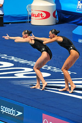 Gold medal in the synchronized swimming World Swimming Rome 2009 Natalia Ishchenko and Romashina Svetlana from Russia (domenicosavi photographer) Tags: world from new city trip travel family flowers friends party summer vacation portrait england italy music food rome flower roma art fall film sports nature water fashion sport festival swimming gold nikon friend europe italia foto photographer tour florida russia portait sportsillustrated piscina medal fina fir ciclismo natalia championships fin 13th colori 2009 nations nuoto d3 svetlana giro lazio syncro centenario synchronized savi rieti medallists mondiali domenicosavi roma09 13thfinaworldchampionshipsrome nuotosincro ishchenko romashina rugbr