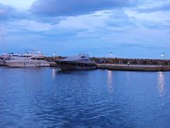 EL VIAJE (Juan Nez) Tags: viaje fab azul barco celestial celeste aguadulce puertodeportivo fujifilmfinepixs1000fd