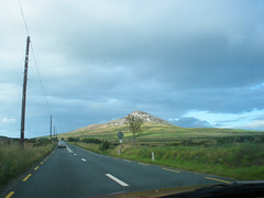 Driving home from Aughrim