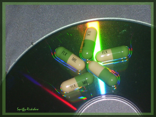 Macro Musical Medication... The Letter M
