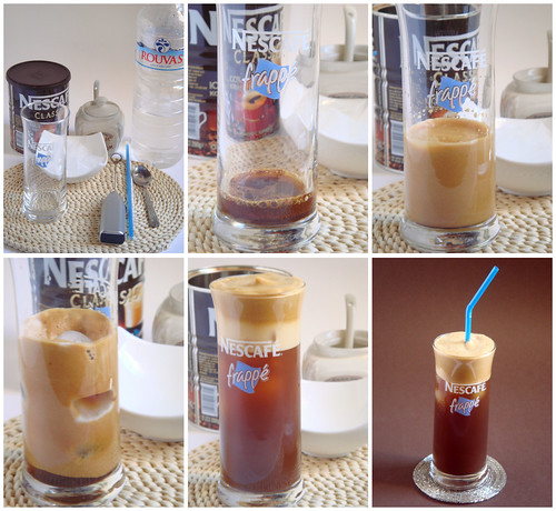 frappe collage