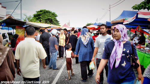 bazar ramadhan taman perpaduan ulu kinta