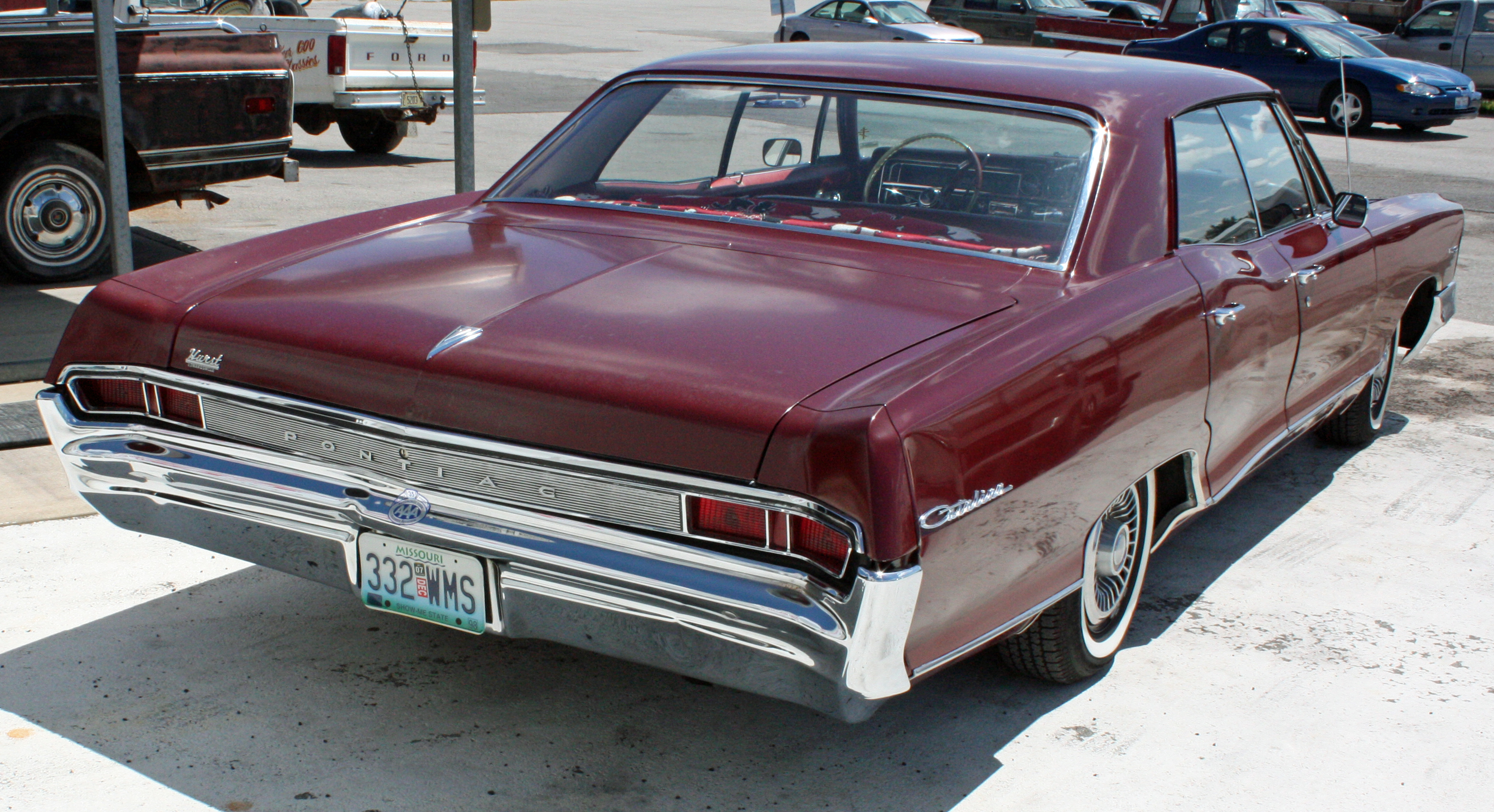 1965 Pontiac Catalina 4-Door