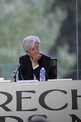 090903 medefUE09 045 Christine Lagarde