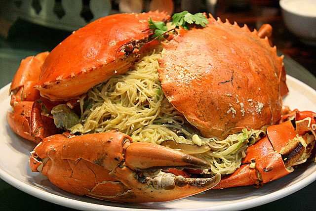 The signature Crab Beehoon