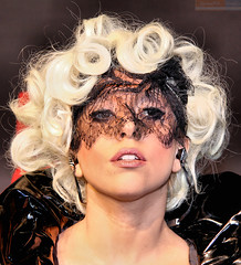 Lady Gagae revista TIME