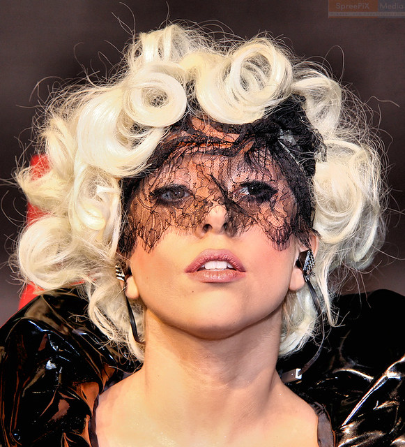 Lady GaGa Fashion look