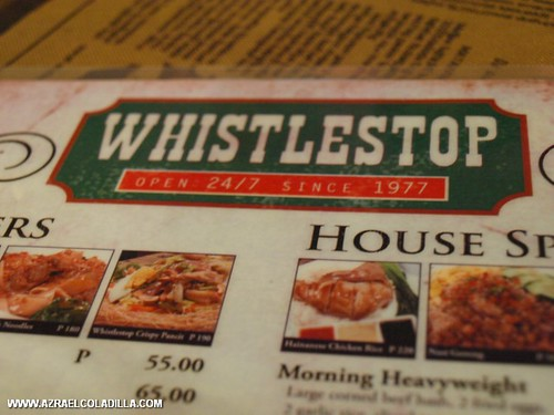 Whistlestop Sunday bloggers lunch