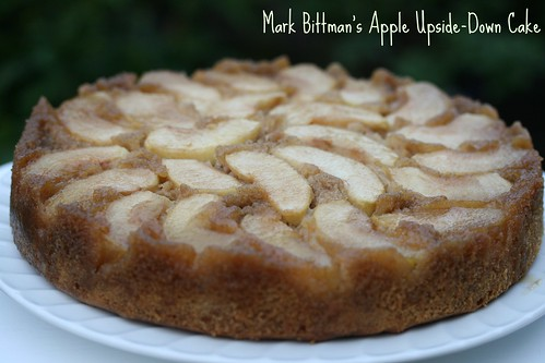 Mark Bittman's Apple Upside-Down Cake