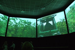 Denbies 3d cinema