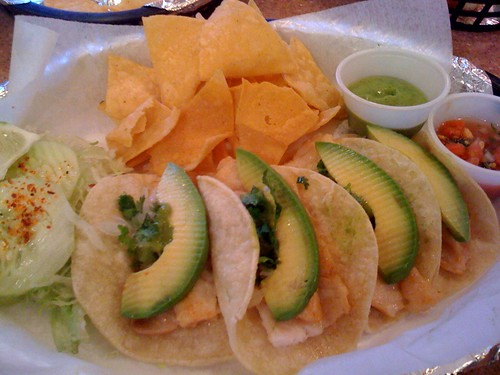 Tacos from Las Tortugas, Memphis, Tenn.