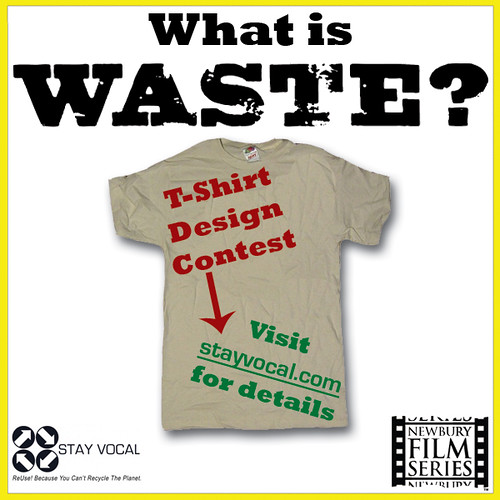 T-Shirt Contest with Stay Vocal