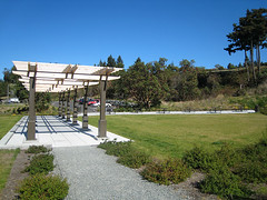 New Picnic area at Richmond Beach