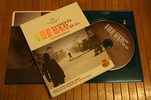 The Good The Bad The Weird Bluray