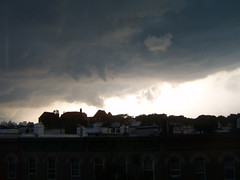 Cumulonimbus over Brooklyn (yankeesmann1918) Tags: nyc brooklyn thunderstorm cumulonimbus mesocyclone