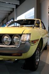 Toyota Celica TA22, Toyota Automobile Museum, Nagoya