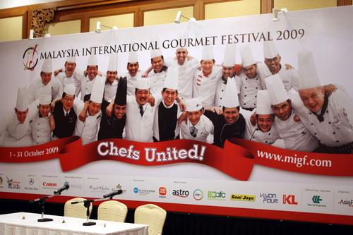 MIGF Chef United