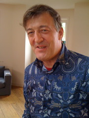 Interviewer POV: Stephen Fry